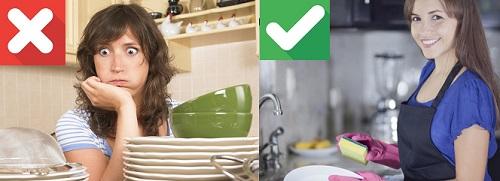 Ученые доказали, что мытье посуды успокаивает нервы: как мыть правильно?