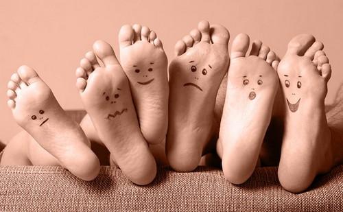 пахнут ноги