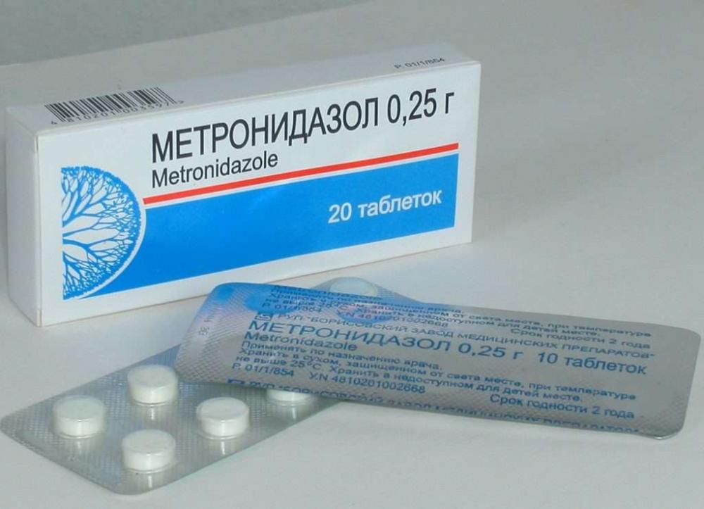 Метронидазол таблетки: от чего помогает, инструкция по применению ...