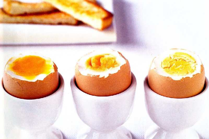 Вареные яйца   КУЛИНАР