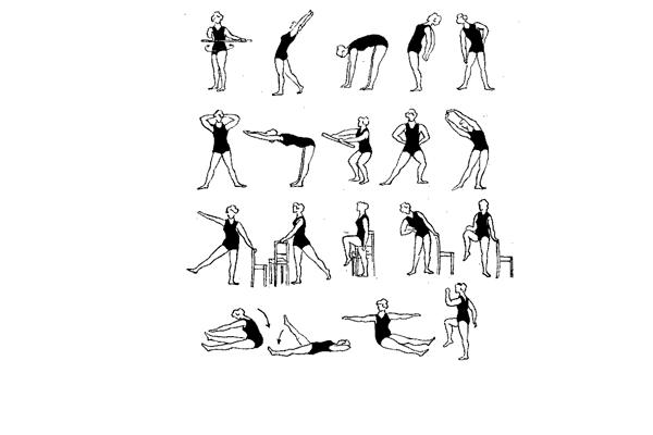 Гимнастика для реабилитации на позднем этапе