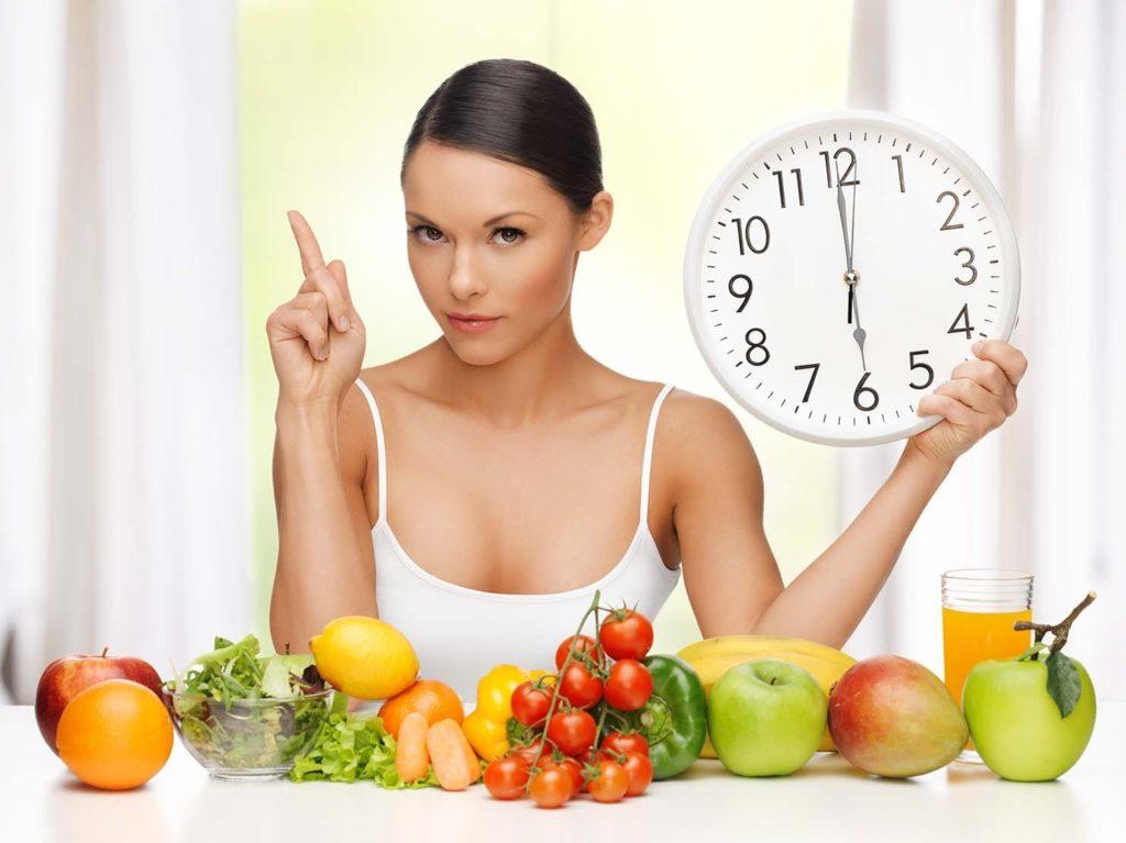 Здоровое и правильное питание