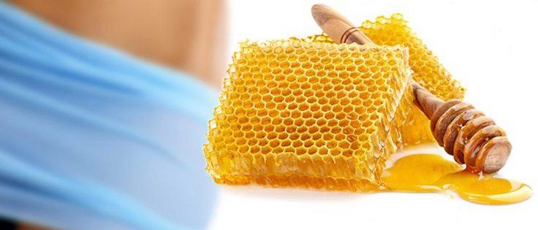 Применение тампонов с мёдом в гинекологии