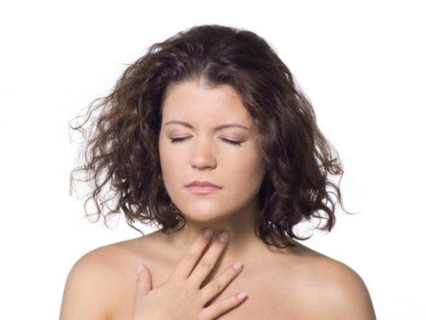 Ком в горле после отказа от курения