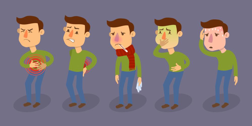 пищевая токсикоинфекция симптомы и лечение (главный ключ)