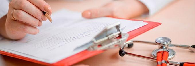 список анализов перед ЭКО