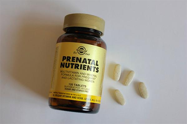 Витамины для беременных на первом триместре Солгар Пренатабс