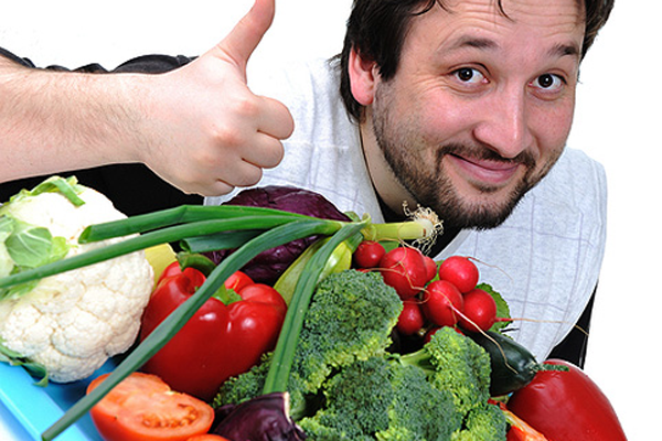 Правильное питание мужчины перед ЭКО