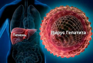 Причины гепатита
