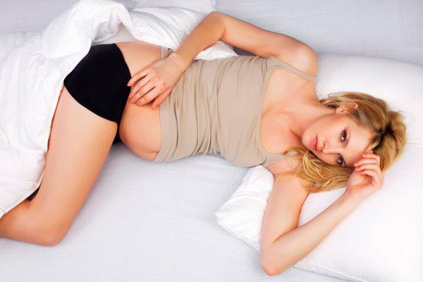 Состояние слабости у беременной при низком уровне гемоглобина
