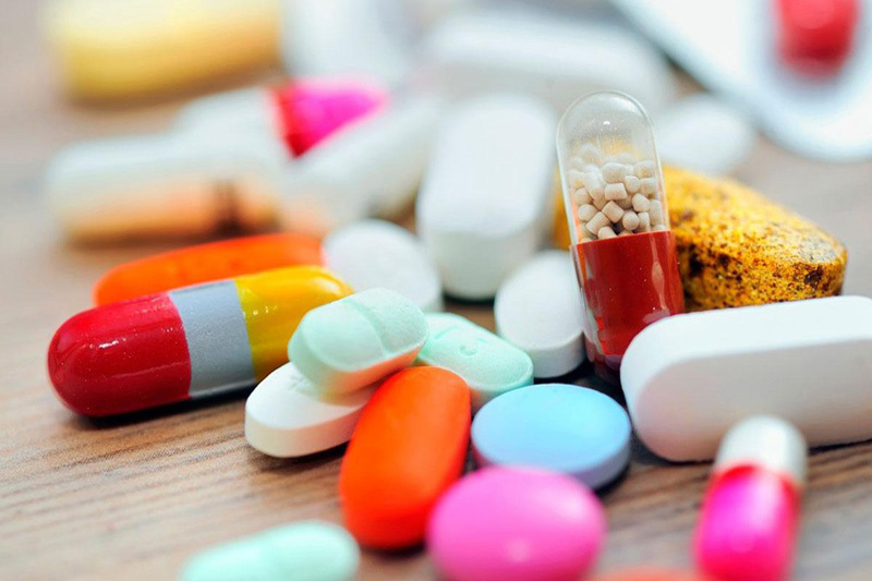 Таблетки от боли в животе при месячных